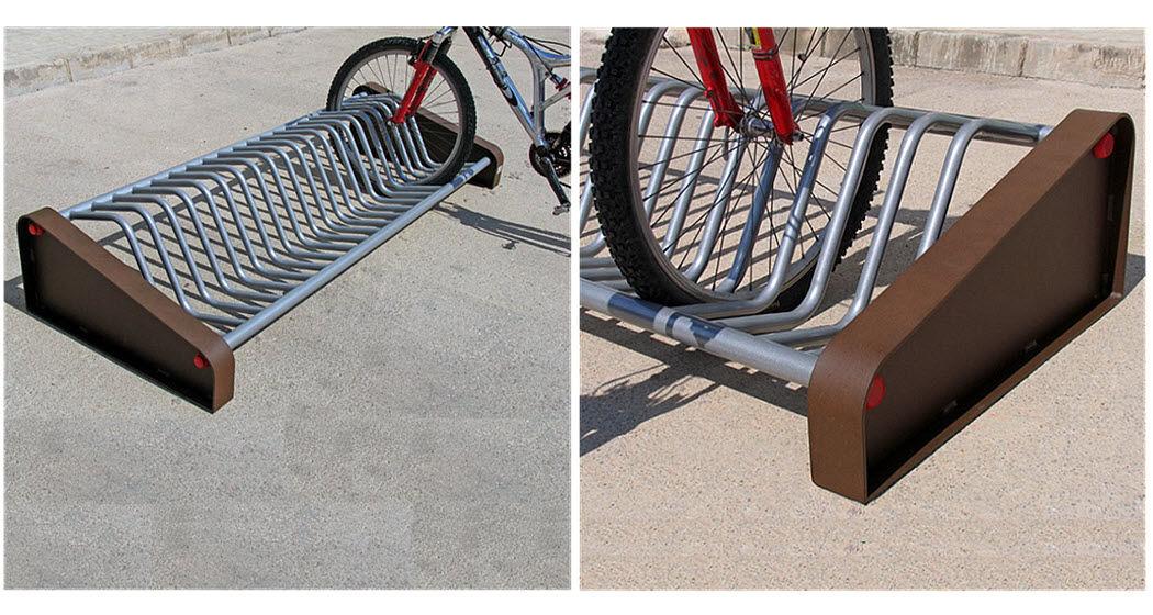 URBAN MARKET Range-vélos Mobilier urbain Extérieur Divers   
