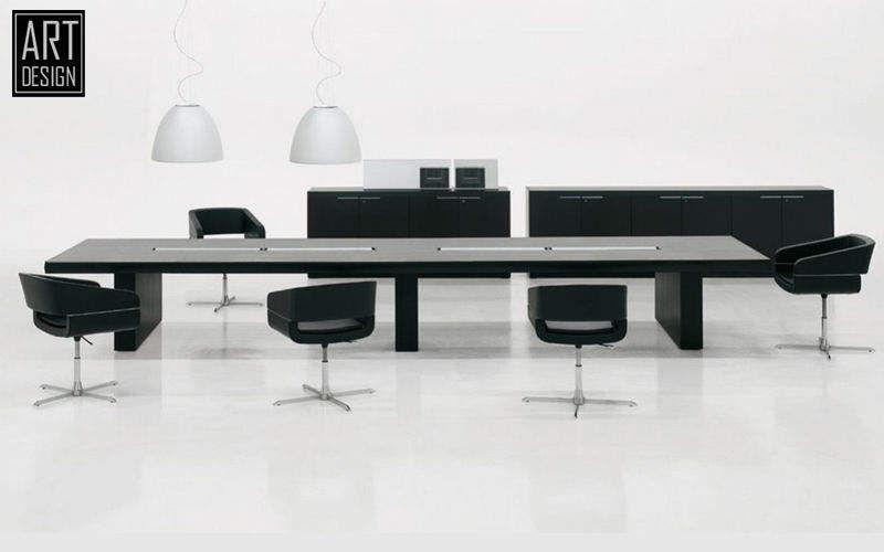 ARTDESIGN Table de réunion Bureaux et Tables Bureau Lieu de travail |