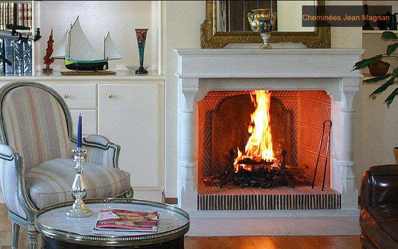 chemin e foyer ouvert chemin es decofinder. Black Bedroom Furniture Sets. Home Design Ideas