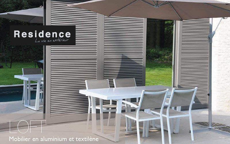 RESIDENCE    Terrasse | Contemporain