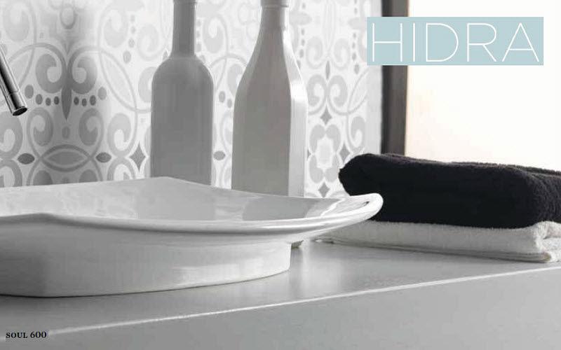 HIDRA Vasque à poser Vasques et lavabos Bain Sanitaires  |