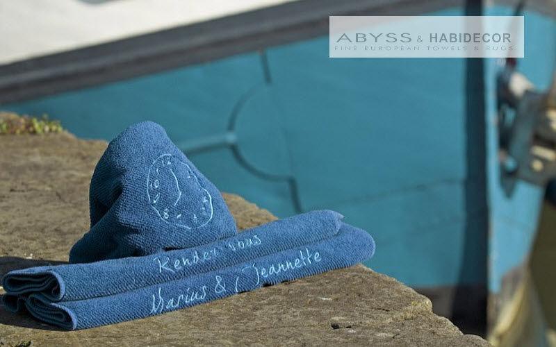 Abyss & Habidecor Drap de bain Linge de toilette Linge de Maison  |