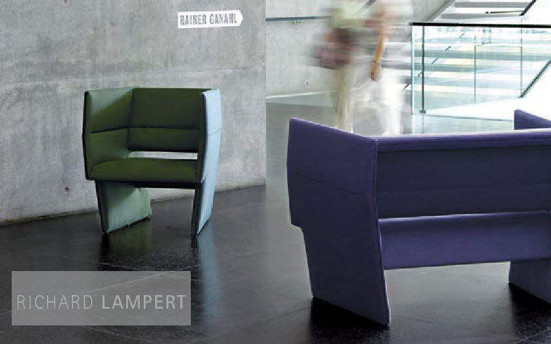 LAMPERT RICHARD Siège d'accueil Sièges de bureau Bureau Lieu de travail | Design