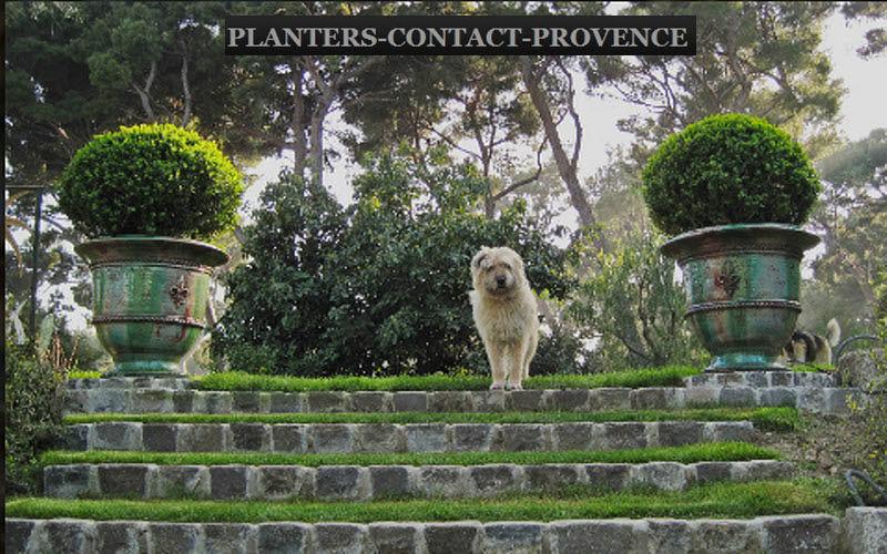 PLANTERS-CONTACT-PROVENCE Vase d'Anduze Pots de jardin Jardin Bacs Pots  |