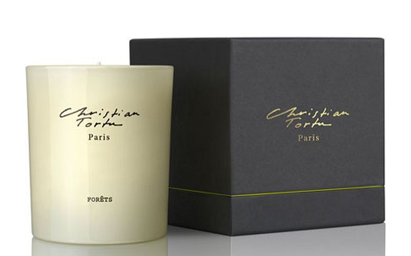 Christian Tortu Bougies Bougie parfumée Bougies Bougeoirs Objets décoratifs  |