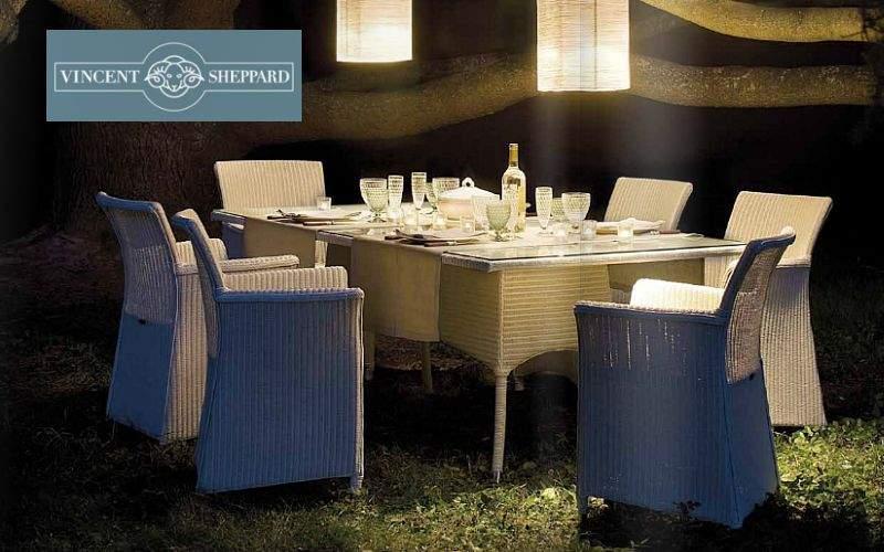Vincent Sheppard Salle à manger de jardin Tables de jardin Jardin Mobilier  |