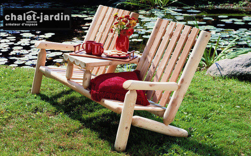 Chalet & Jardin Fauteuil de jardin Fauteuils d'extérieur Jardin Mobilier Jardin-Piscine | Charme