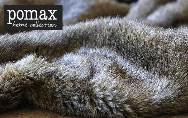 Pomax Fourrure d'imitation Tissus d'ameublement Tissus Rideaux Passementerie  |