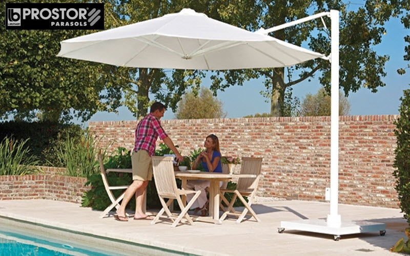 PROSTOR parasols Parasol excentré Parasols Tonnelles Jardin Mobilier  |