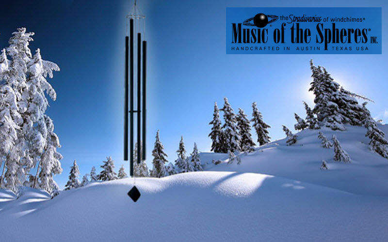 Music of the Spheres Carillon à vent Ornements de jardin Extérieur Divers  |