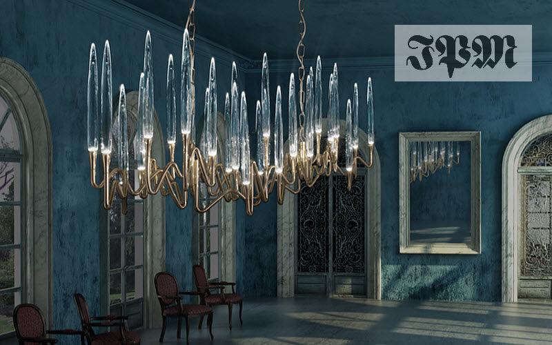 IL PEZZO MANCANTE Lustre Lustres & Suspensions Luminaires Intérieur Salle à manger | Design Contemporain