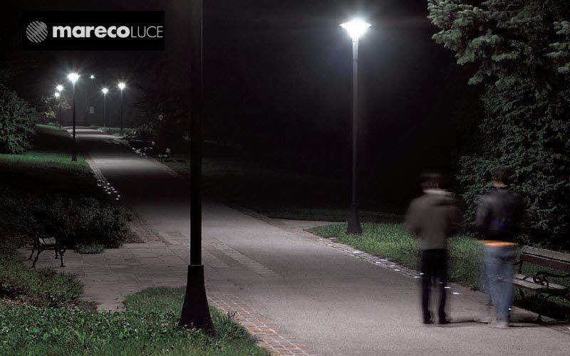 Mareco Luce Réverbère Réverbères lampadaires Luminaires Extérieur  |