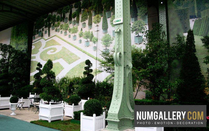 Numgallery Bâche décorative Ornements de jardin Extérieur Divers  |