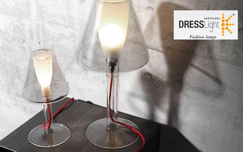 DREssLIGHT BARCELONA Lampe de chevet Lampes Luminaires Intérieur  |
