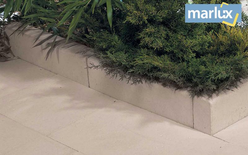 MARLUX Bordure de jardin Clôtures Bordures Jardin Abris Portails... Terrasse | Contemporain