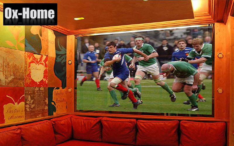 OX-HOME Tv miroir Téléviseurs High-tech Salon-Bar | Design Contemporain