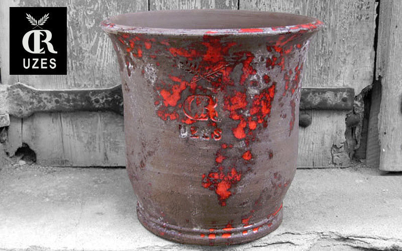 CR UZES Pot de jardin Pots de jardin Jardin Bacs Pots   