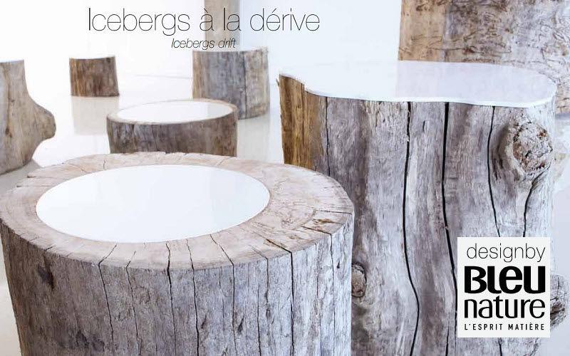 Bleu Nature Bout de canapé Tables basses Tables & divers Salon-Bar | Bord de mer