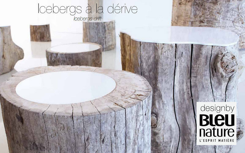 Bleu Nature Bout de canapé Tables basses Tables & divers Salon-Bar |