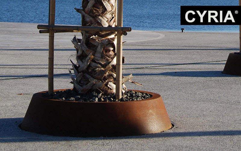 CYRIA Entourage d'arbre Mobilier urbain Extérieur Divers Espace urbain | Design Contemporain