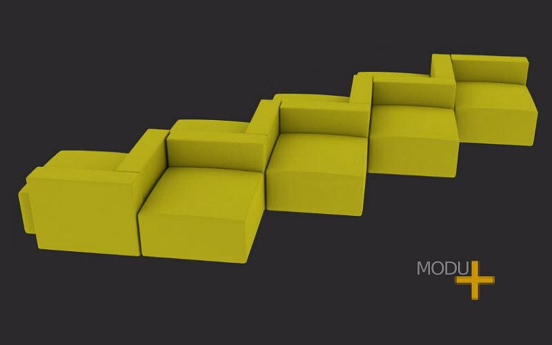 MODU PLUS Siège d'accueil Sièges de bureau Bureau Lieu de travail | Design Contemporain