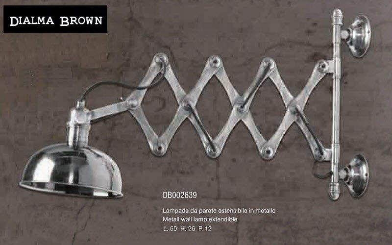 DIALMA BROWN Applique extensible Appliques d'intérieur Luminaires Intérieur  |
