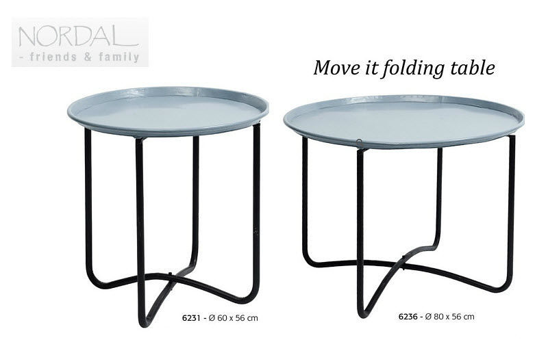 Nordal Table pliante Tables de repas Tables & divers  |