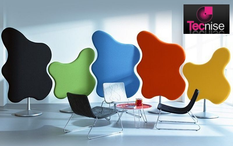 TECNISE Cloison amovible Cloisons & Panneaux acoustiques Murs & Plafonds  |