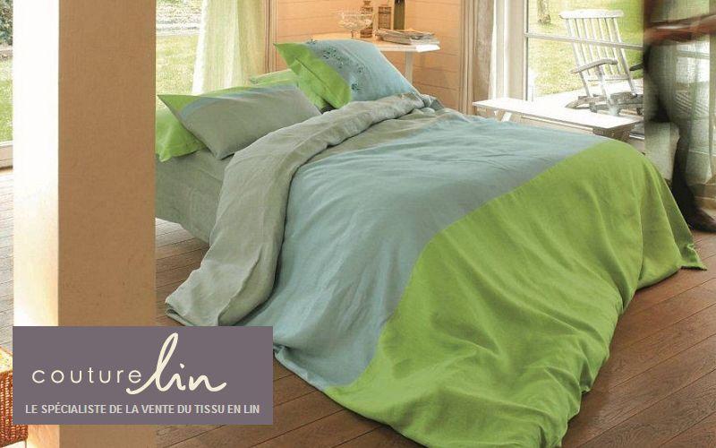 COUTURE LIN Parure de lit Parures de lit Linge de Maison  |