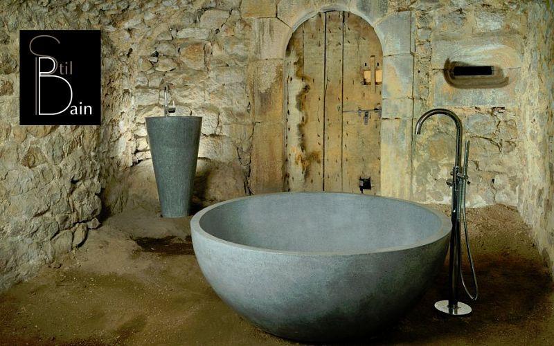 Stil Bain Baignoire à poser Baignoires Bain Sanitaires  |