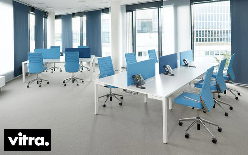 VITRA Open space Bureaux et Tables Bureau  |