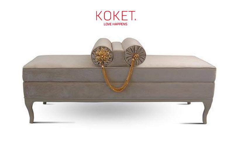 KOKET LOVE HAPPENS Banquette Banquettes Sièges & Canapés  |