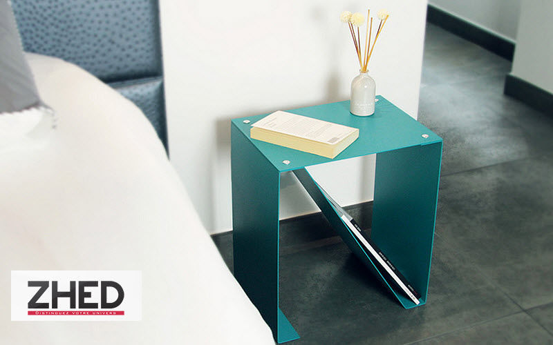 ZHED Table de chevet Chevets Lit  |