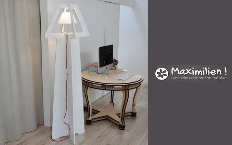 MAXIMILIEN Lampadaire Lampadaires Luminaires Intérieur  | Décalé