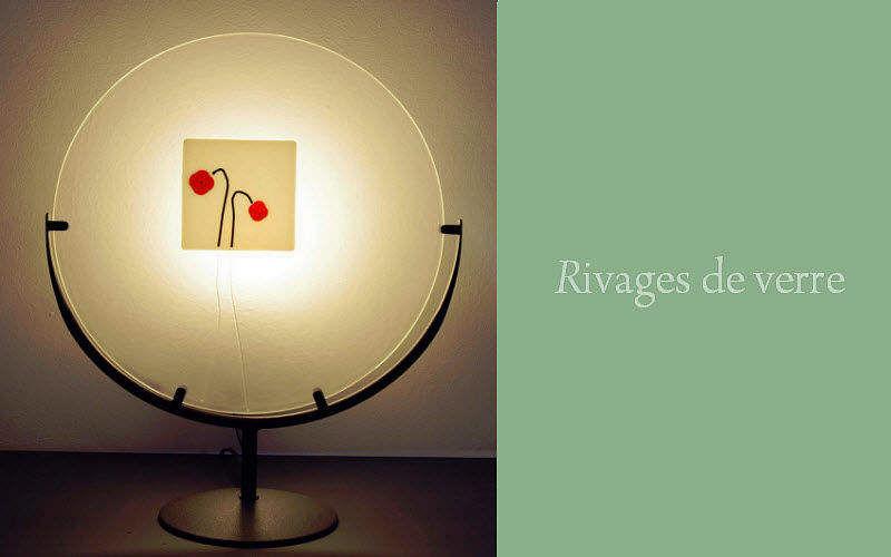 RIVAGES DE VERRE Lampe à poser Lampes Luminaires Intérieur  |