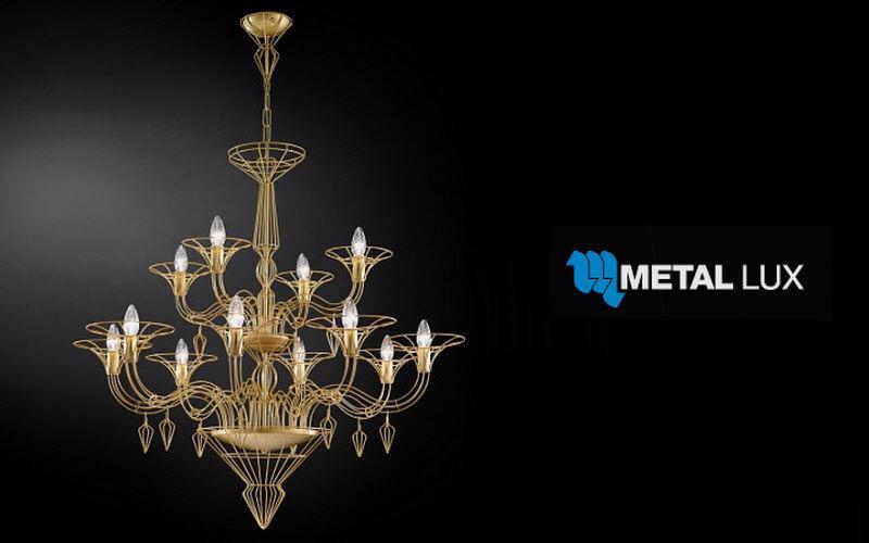 Metal Lux Lustre Lustres & Suspensions Luminaires Intérieur    Classique