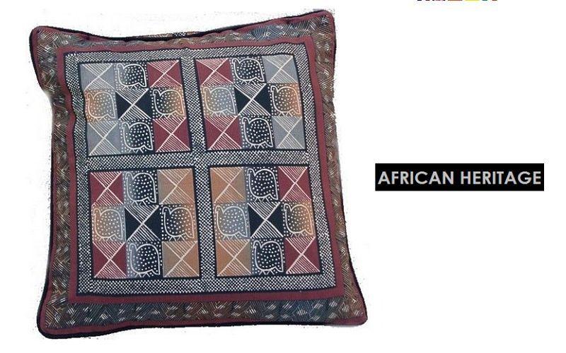African Heritage Coussin carré Coussins Oreillers Linge de Maison  | Ailleurs
