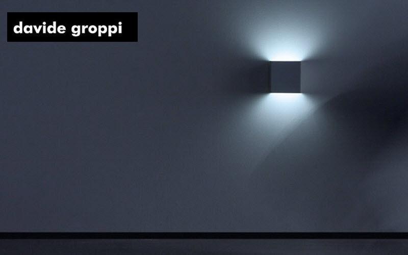 DAVIDE GROPPI Applique d'extérieur Appliques d'extérieur Luminaires Extérieur  |