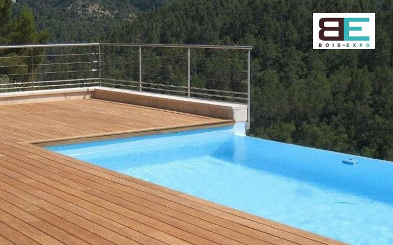BOIS EXPO Plage de piscine Margelles et plages Piscine et Spa  |