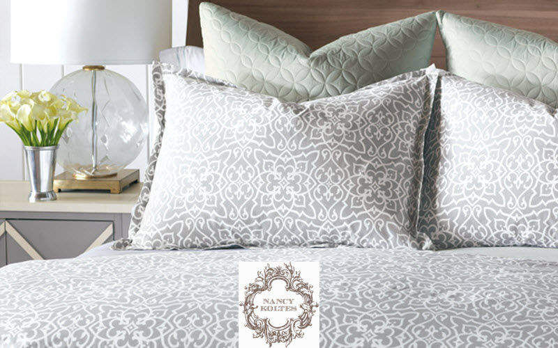 Nancy Koltes Fine Linens Drap de lit Draps Linge de Maison  |