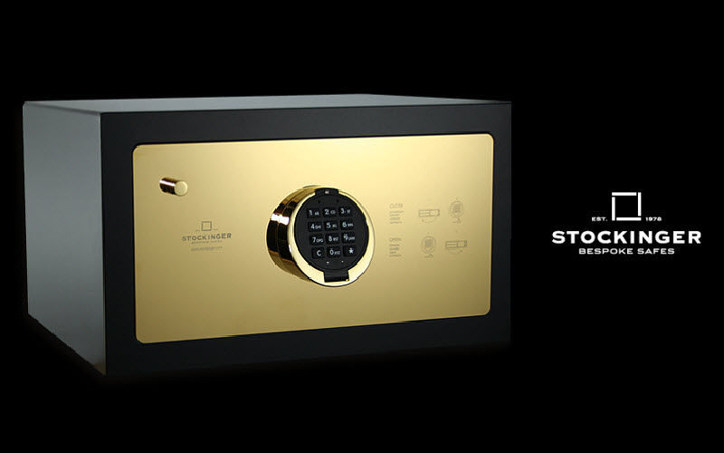 STOCKINGER BESPOKE SAFES Coffre fort mural Coffres forts Equipement  |