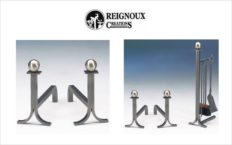 Reignoux Creations Chenets Accessoires de cheminée Cheminée  |