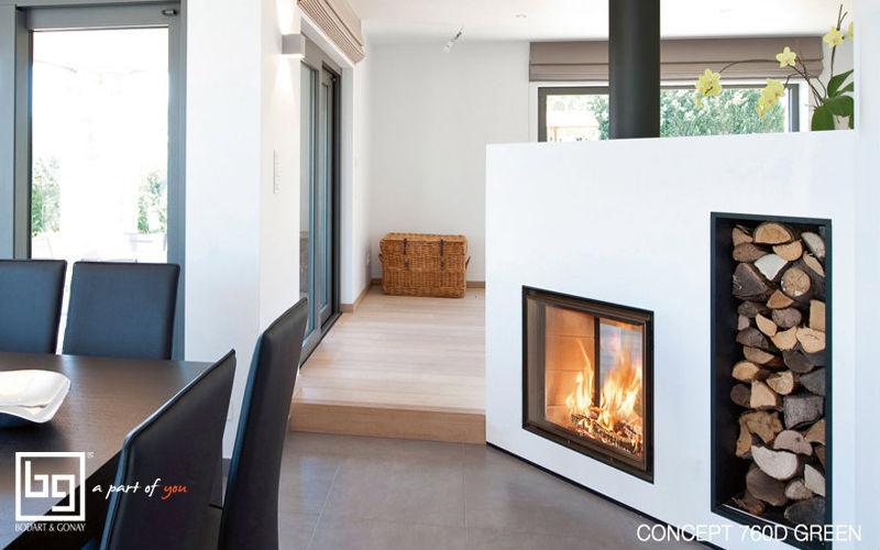 Bodart & Gonay Insert Poêles Foyers Inserts Cheminée Cheminée | Design