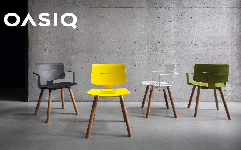 OASIQ Chaise de jardin Chaises de jardin Jardin Mobilier  |