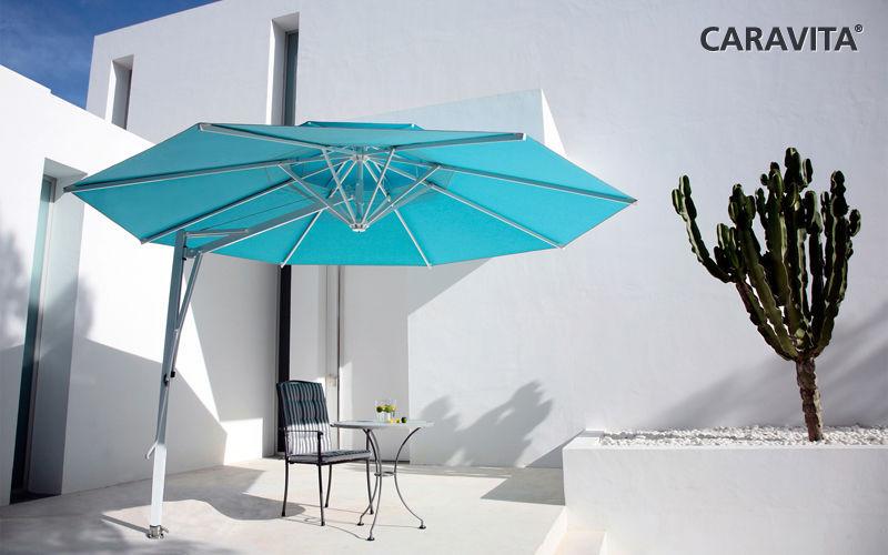 Caravita Parasol excentré Parasols Tonnelles Jardin Mobilier  |