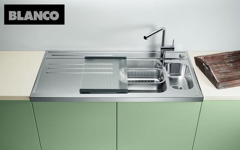 Blanco Evier double Eviers Cuisine Equipement  |