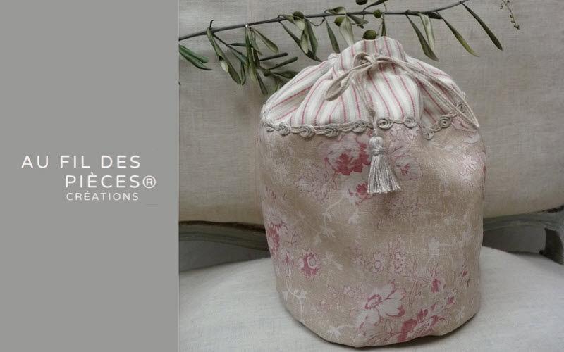 AU FIL DES PIECES Pochon Dressing accessoires Rangement Dressing  | Charme