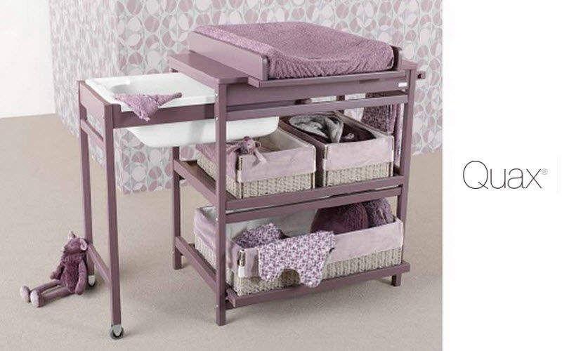 Quax Table à langer Bain et toilette Enfant   
