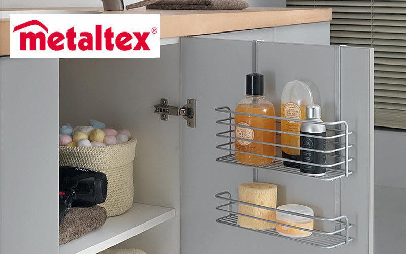 Metaltex Etagère de porte Accessoires de salle de bains Bain Sanitaires  |