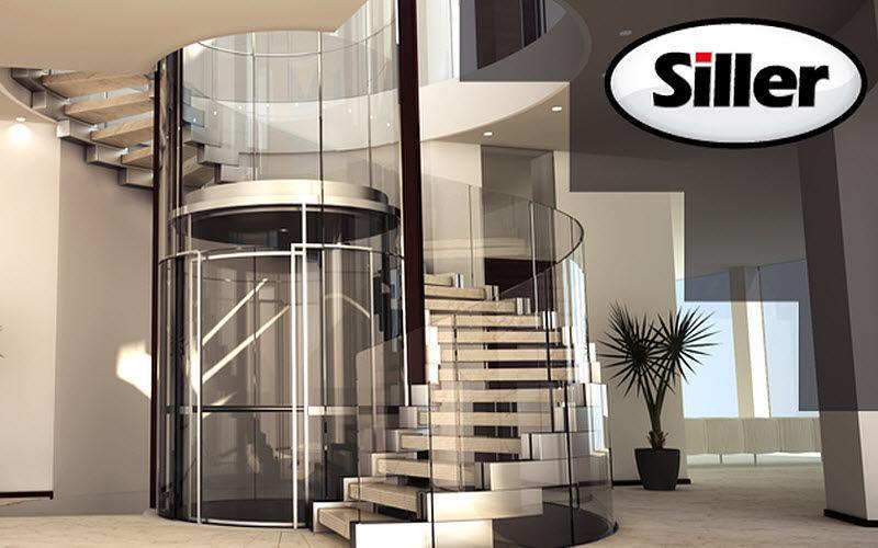 SILLER TREPPEN Escalier hélicoïdal Escaliers Echelles Equipement  |